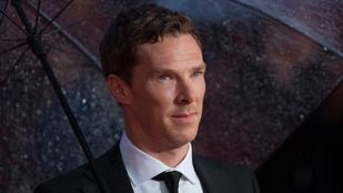 Benedict Cumberbatch szerint nem ő, hanem Sherlock Holmes a szexi