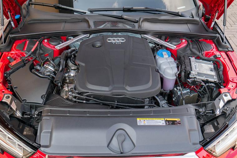 Az MQB rendszer a keresztmotoros autóké, az MLB Evo pedig a hosszmotorosaké – mint az A4