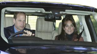 Katalin hercegné új frizurával tért vissza a szülés után
