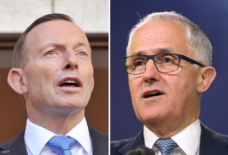 Tony Abbott és Malcolm Turnbull