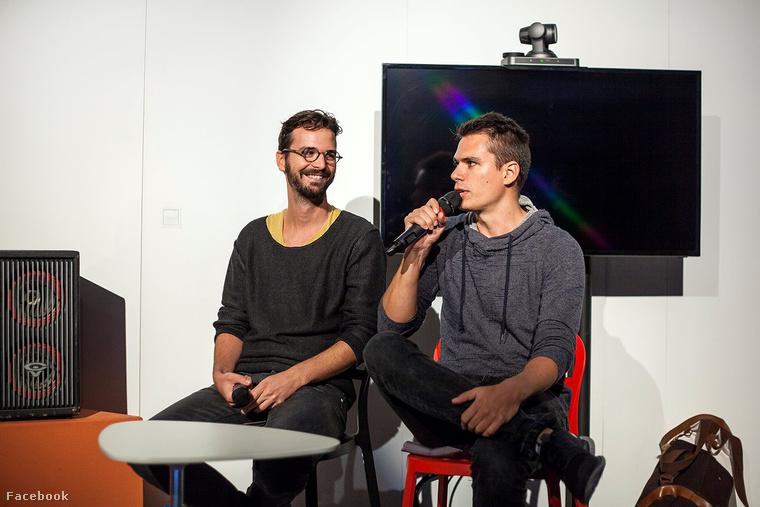 Karányi Dani és Emil Goodman