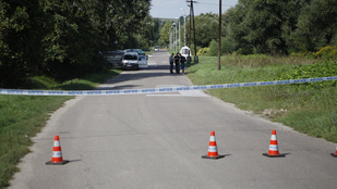 Megégett holttestet találtak Egerben