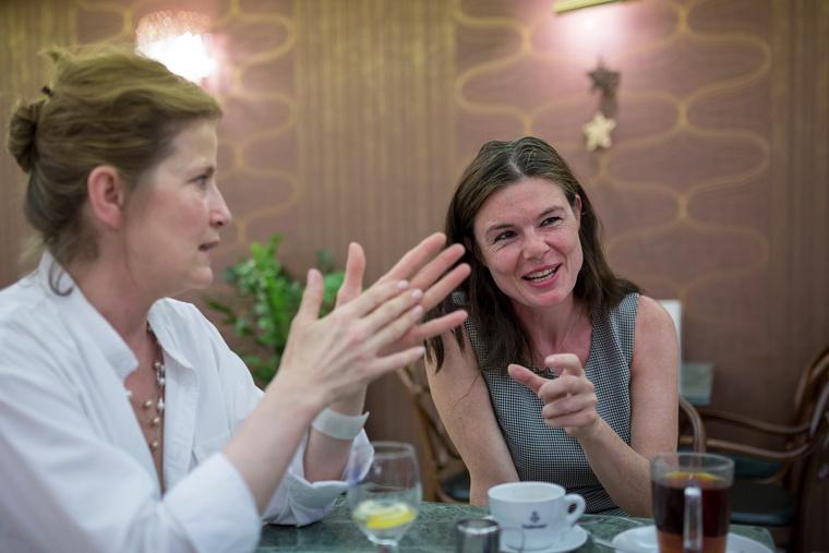 Fehér Anna és Györgyi Anna