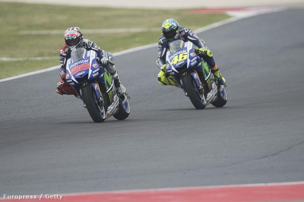 Lorenzo és Rossi