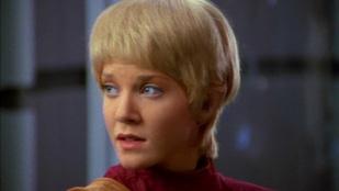 Gyereknek mutogatta magát a Star Trek színésznője