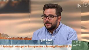 Spáh FamíliaKft Dávidnak fia született
