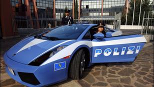 Ezek a legmenőbb rendőrautók a világon
