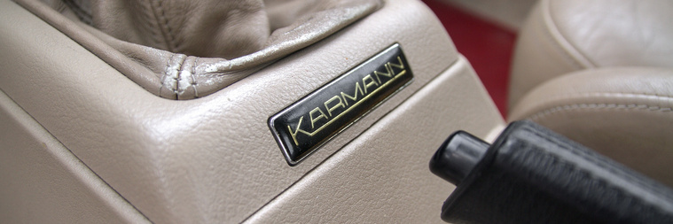 Osnabrückben gyártotta a Karmann, az egyik legjobb minőségi szintet hozó VW-vállalat