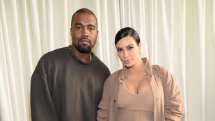 Két dolog volt érdekes Kanye West divatbemutatóján