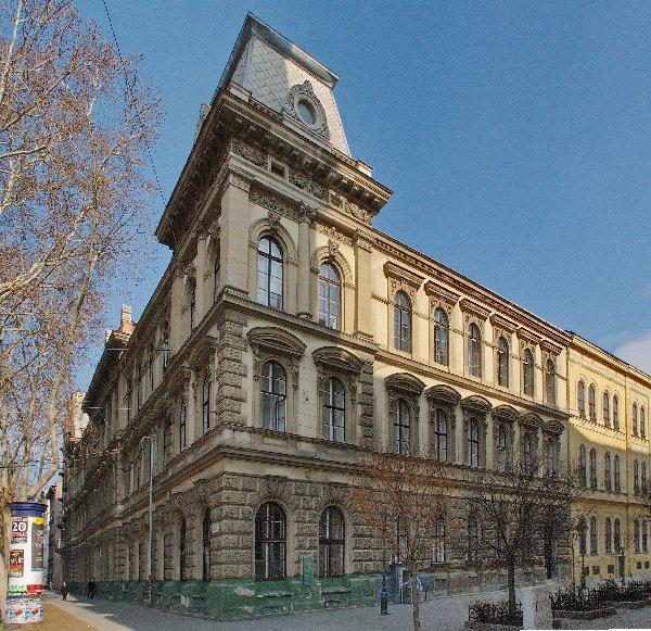 A Bartók Konzervatórium épülete