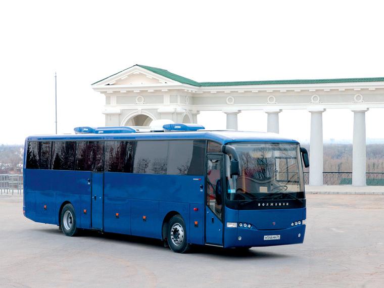A Volgabus 5285 VIP változata