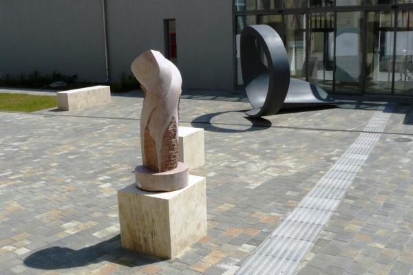 II. Országos Szobrászati Biennálé (Szentendre, Művészetmalom)