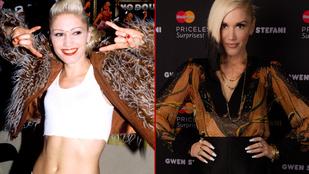 Megfejtettük Gwen Stefani arcának rejtélyét