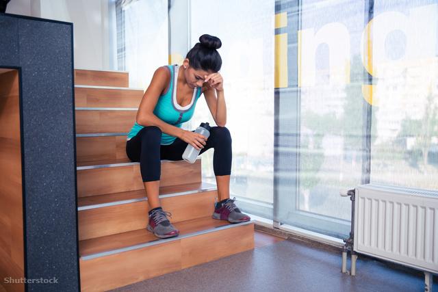 látásromlás edzés után