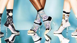 6600 forintért árulja Rihanna a csóró ribanc lábtyűt