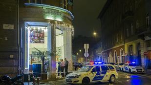 Ketten sérültek meg a belvárosi lövöldözésben