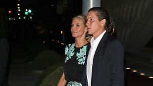 Heidi Klum baromi boldognak tűnik a fiatal fiúja mellett