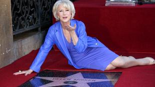 Helen Mirren sajnálja, hogy régen nem káromkodott többet