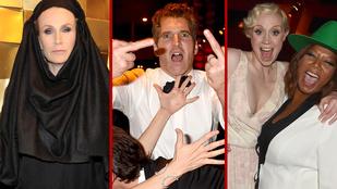 Ezeket a képeket még muszáj látnia az Emmyről!