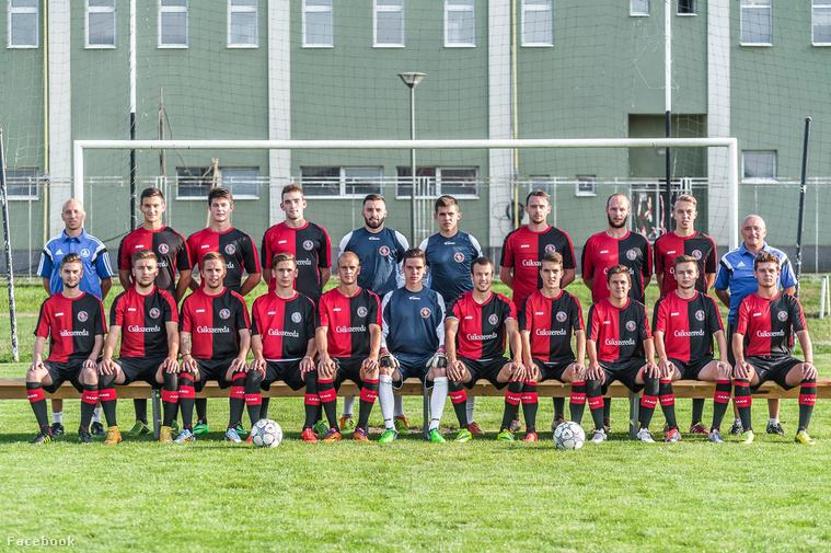 Az FK Csíkszerda mostani felállása