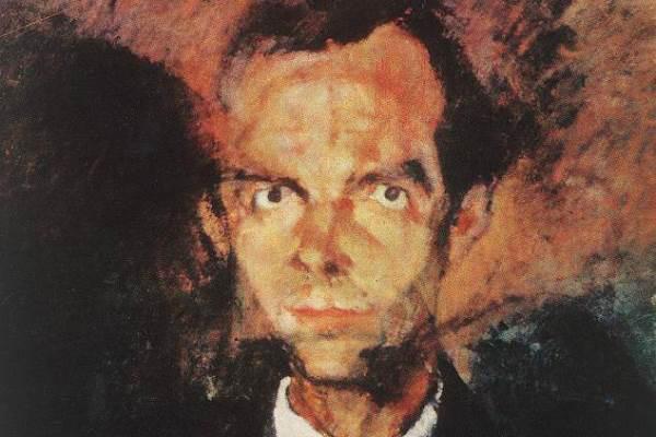 Berény Róbert: Bartók Béla arcképe