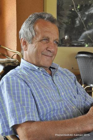 Lévai Ferenc az Aranyponty Zrt. elnöke