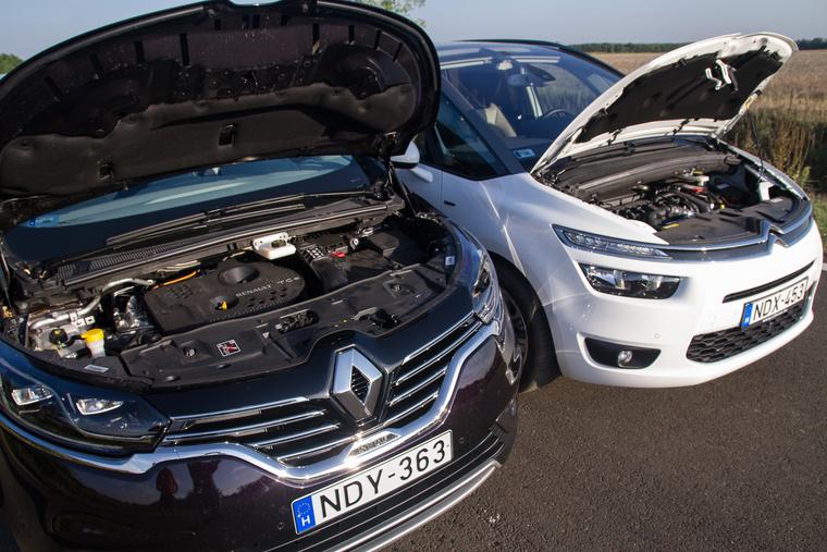 Ezerhatos turbós benzinesek, trendi euro6-os motorok