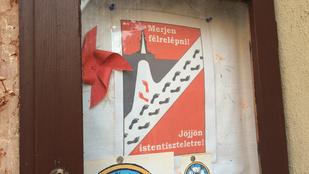 Ilyen a budavári evangélikus humor