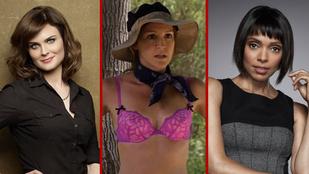 Ki a legjobb nő a Dr. Csontban?