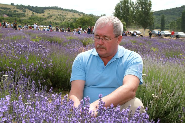 Fazekas Sándor földművelésügyi miniszter