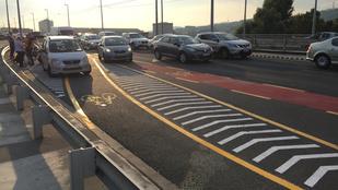 Nézze csak, milyen menő bringás fejlesztés készül a Petőfi hídnál!