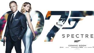 Itt az új James Bond dal, amit annyiszor fog hallani, hogy már a töke tele lesz vele