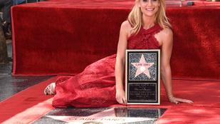 Claire Danes csillagot kapott