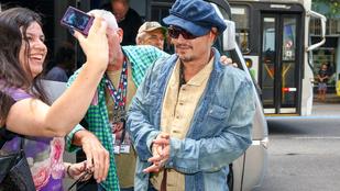 Johnny Depp kimondottan büszke az egyik tulajdonságára